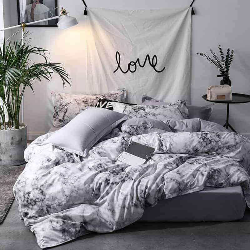 סט מצעים איכותיים למיטה