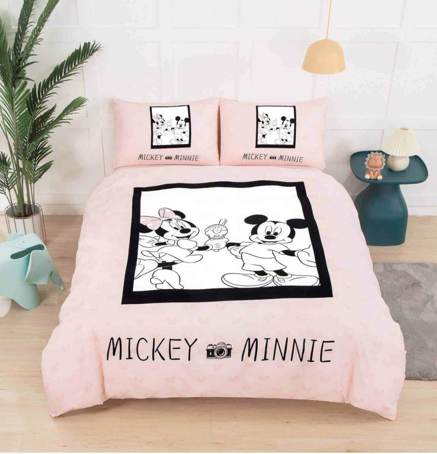 מיקי מאוס דיסני מיטה זוגית 66