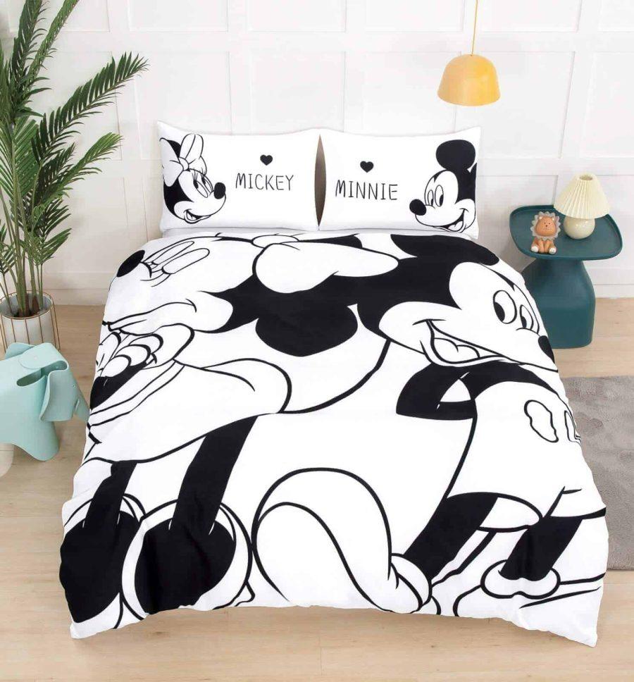 מיקי מאוס דיסני מיטה זוגית 160/200
