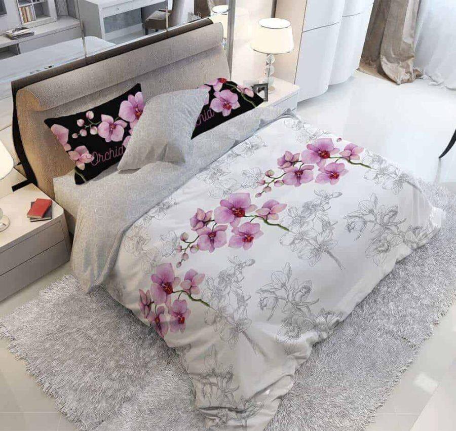 סט מצעים למיטה זוגית ומיטת יחיד