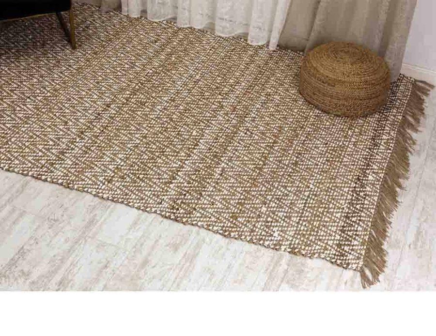 שטיח חבל זיגזג שביט