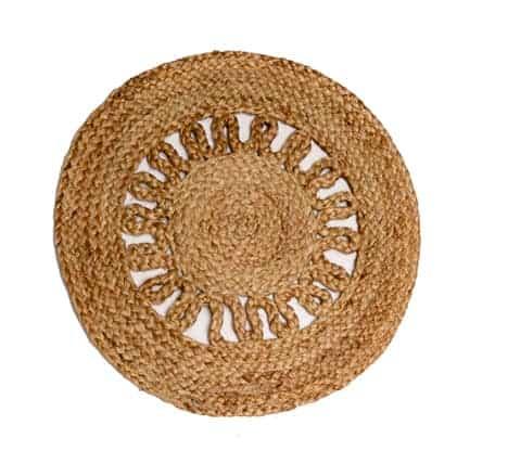 פלייסמנט שטיח חבל טבעי אגוס 02