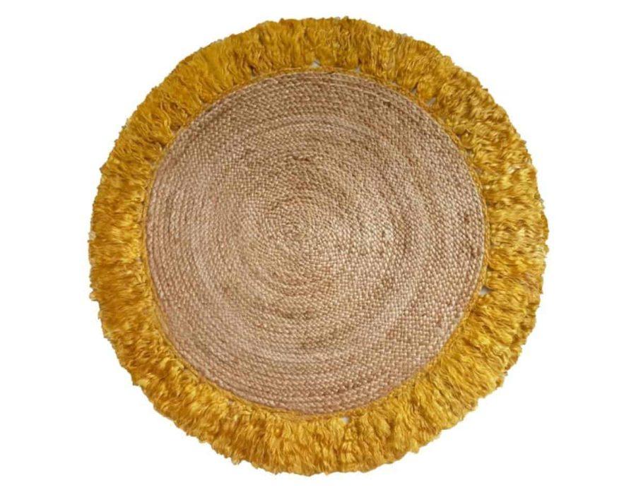 איתמר01 שטיח חבל טבעי