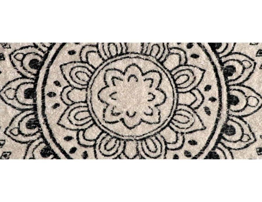 יופיטר שטיח כותנה עגול