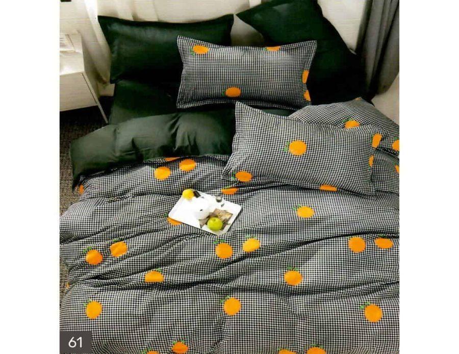 סט מצעים למיטה זוגית ספרינג 61