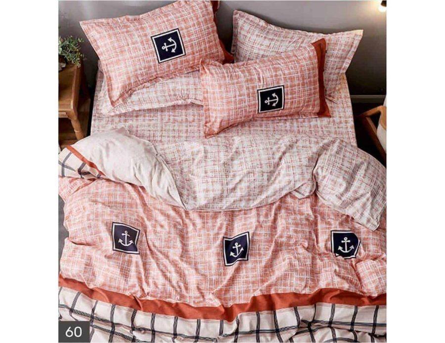 סט מצעים למיטה זוגית ספרינג 60