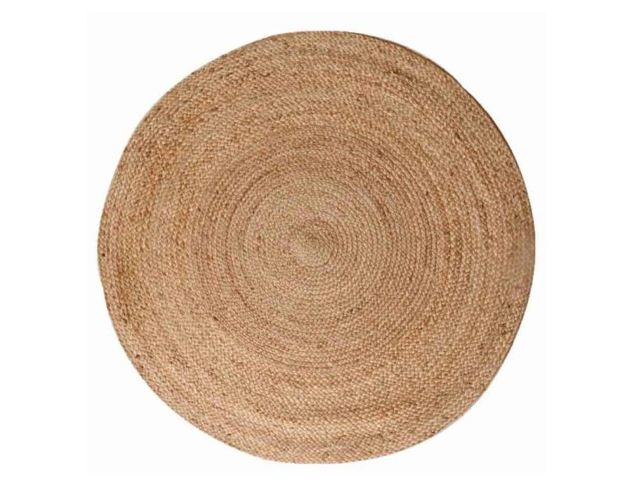 ריו שטיח חבל טבעי עגול08