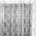 וילון רקמה מעוצב לסלון ולחדר השינה - קנזס