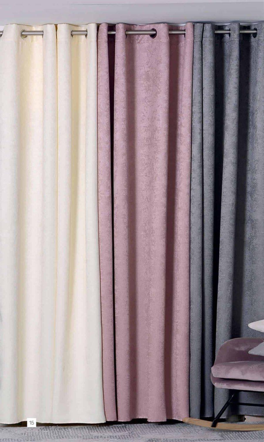טולדנו וילון הצללה מעוצב לסלון ולחדר השינה
