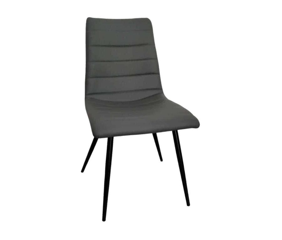 כיסא פינת אוכל אפור