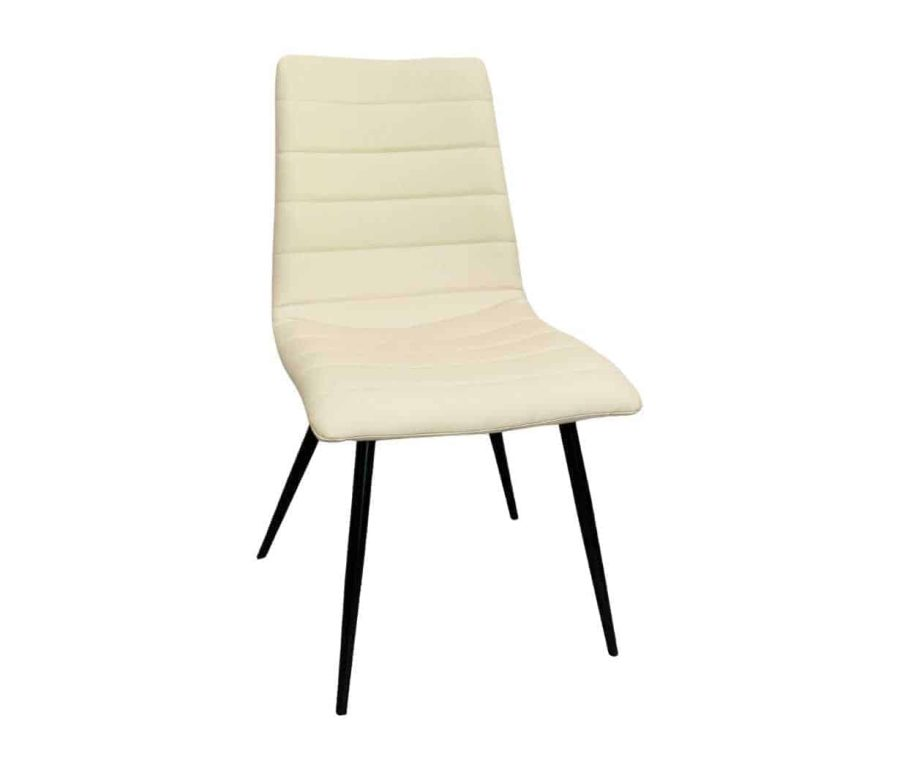 כיסא פינת אוכל לבן OFF WHITE
