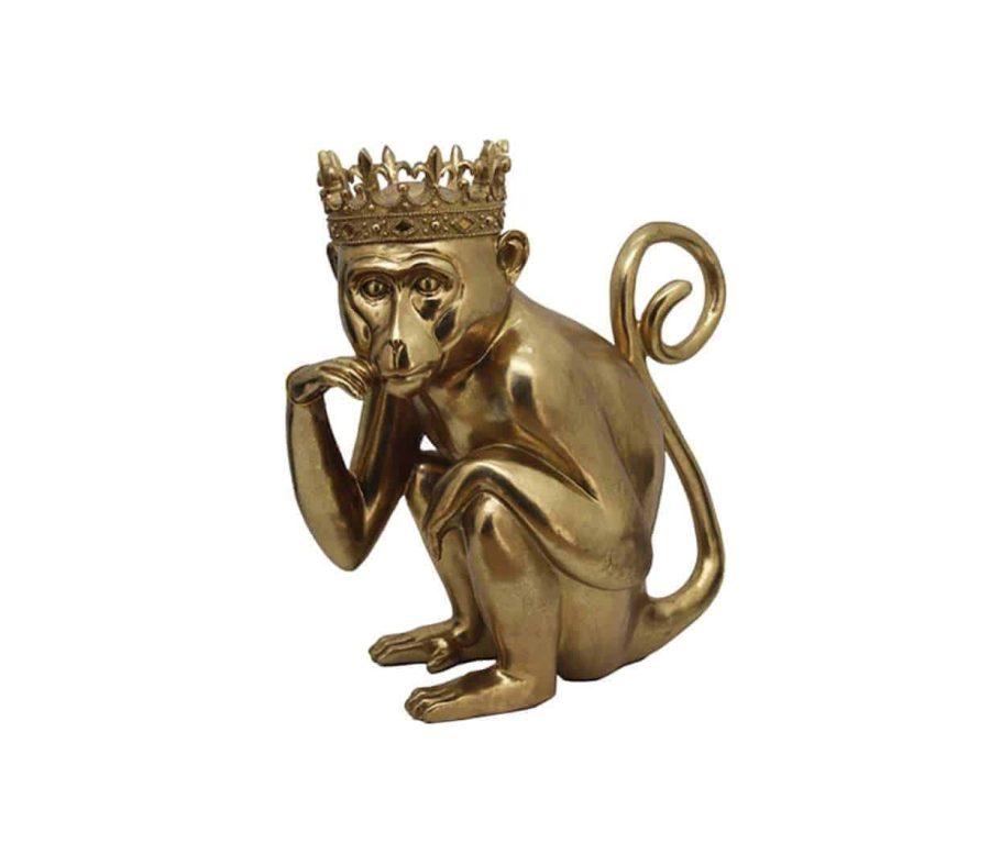 קוף זהב פריט דוקרטיבי