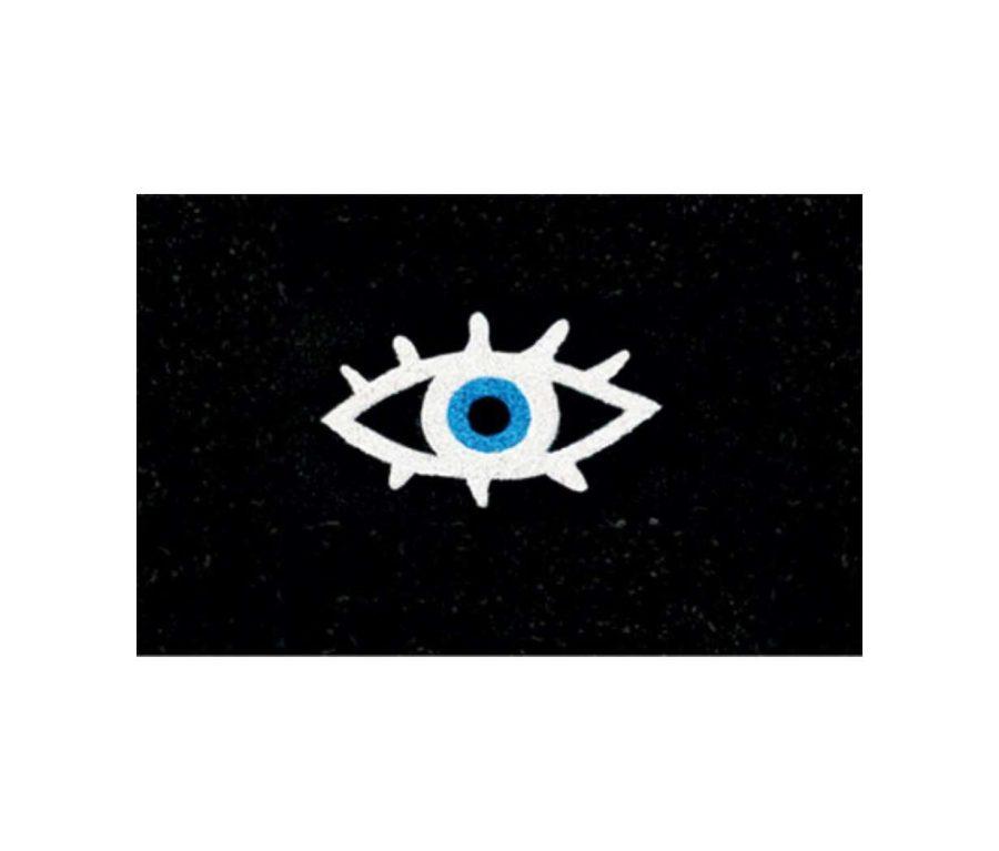 שטיח כניסה לבית קוקוס איכותי - הום סטיילינג - שחור העין הטובה