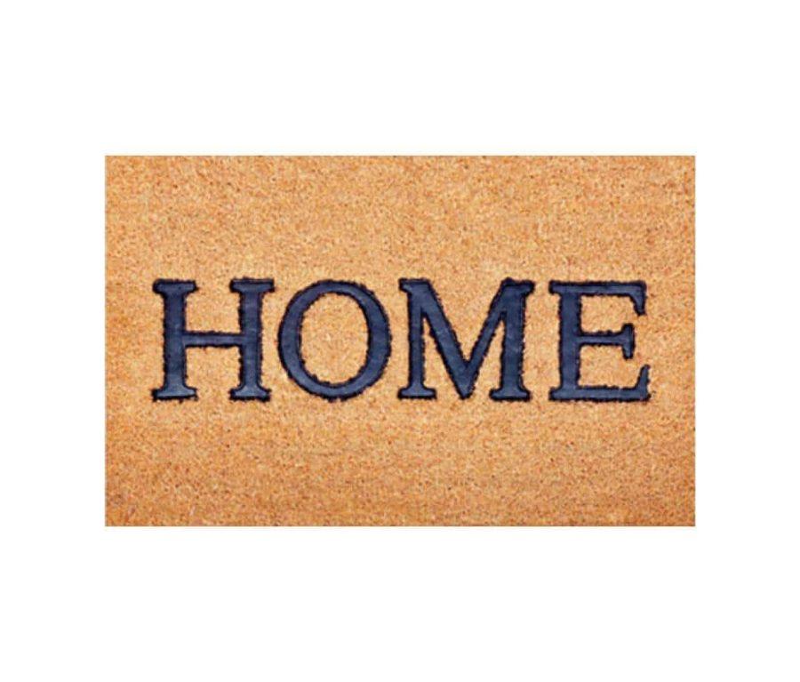 שטיח כניסה לבית קוקוס איכותי - הום סטיילינג - HOME