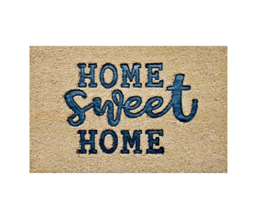 שטיח כניסה לבית קוקוס איכותי - הום סטיילינג - home sweet home