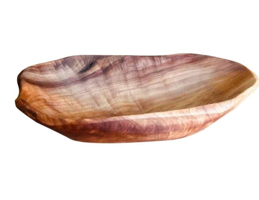 מגש עץ אגוז טבעי