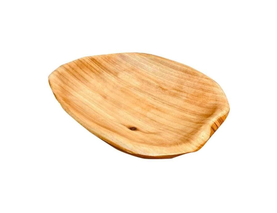מגש עץ אגוז - כלי הגשה מעץ