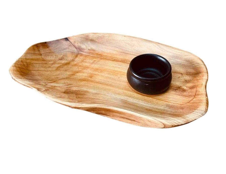 מגש עץ - כלי הגשה מעץ