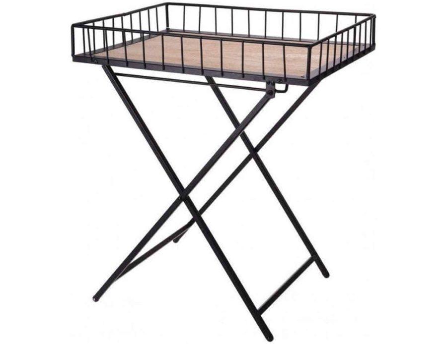 שולחן הגשה מתקפל