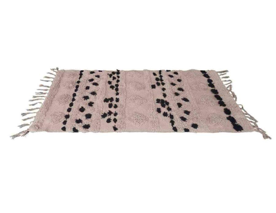 שטיח ברבר לסלון ולחדר השינה - בוהו שיק דלמטי מעיין
