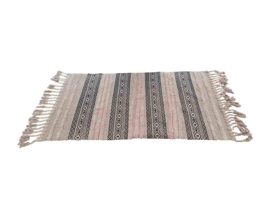 שטיח לסלון ולחדר - בסגנון בוהו שיק כפרי - ברבר
