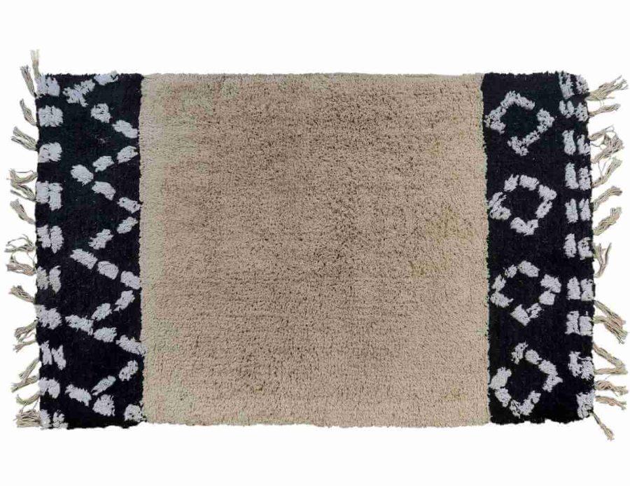 שטיח לסלון ולחדר השינה בסגנון בוהו שיק - ברבר