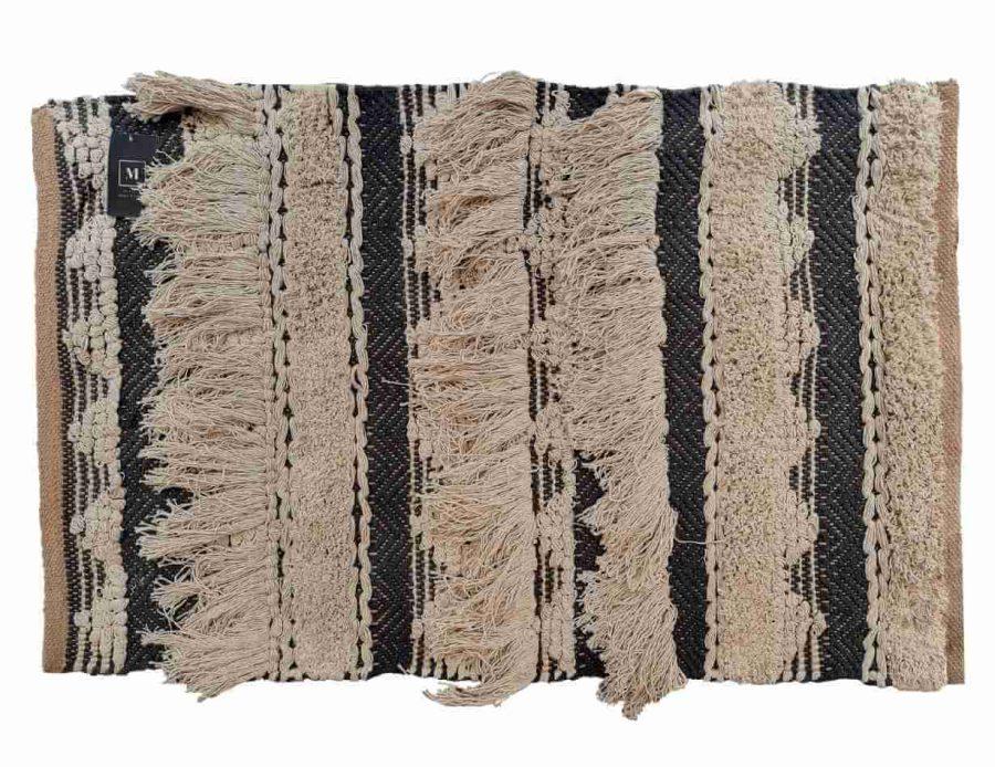 שטיח בסגנון בוהו שיק לסלון ולחדר השינה - דגם ברבר בוהו 02