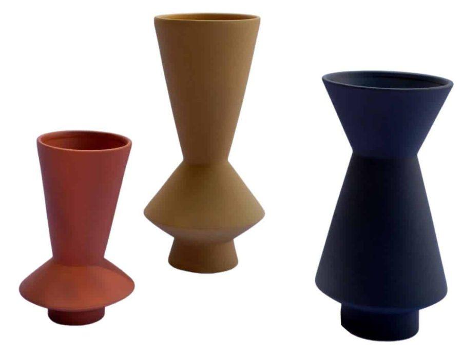 אגרטל נורדי - ואזה נורדי בצבעים - אגרטל נורדי מודרני