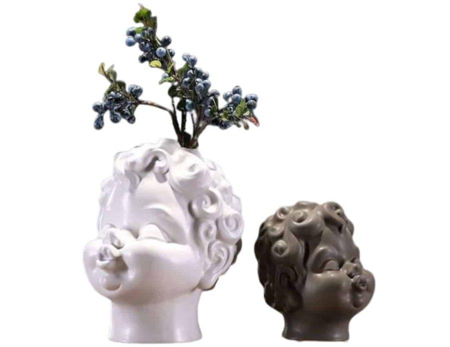 בתי עציץ דקורטיבים - חפצי נוי ודקורציה
