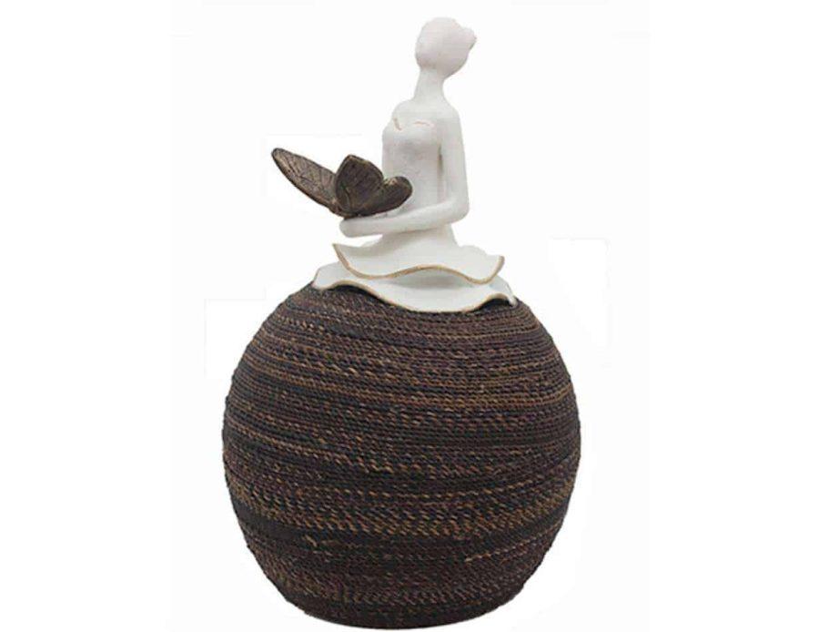 ליידי מישל - פסל אישה - דקורציה וחפצי נוי