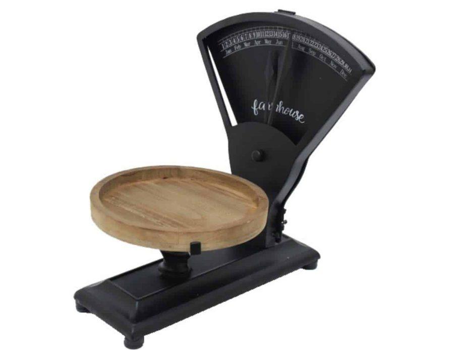 משקל רטרו - חפץ נוי דקורטיבי לעיצוב הבית