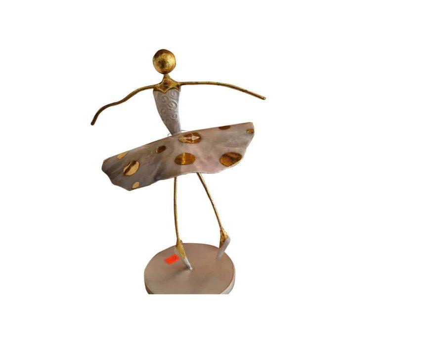 פסלי רקדניות מתכת - דקורציה ועיצוב הבית