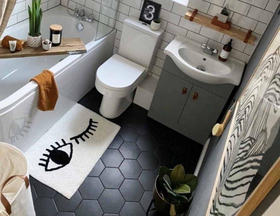 שטיח אמבטיה שטיח לחדר רחצה