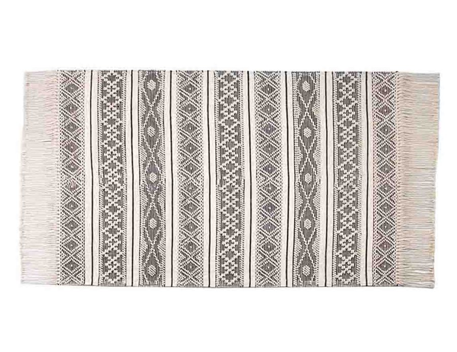 שטיח ז'נבה בוהו שיק לסלון