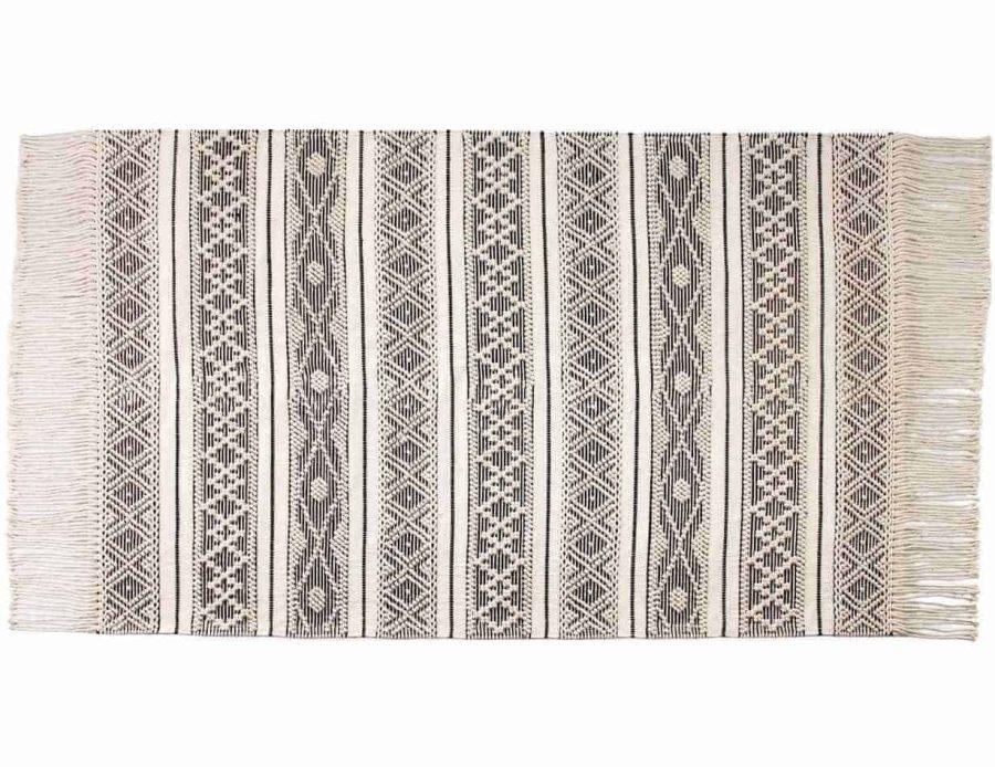 שטיח ז'נבה בסגנון בוהו שיק