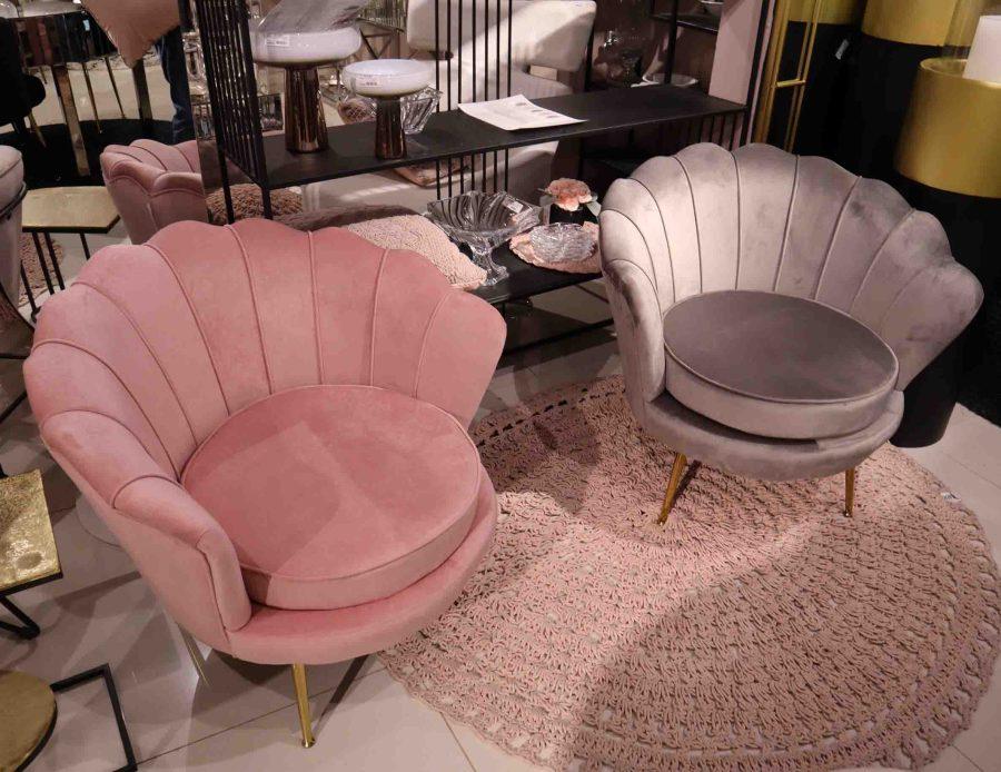 כורסא לסלון מעוצבת