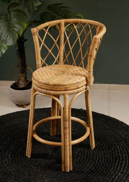כיסא בר במבוק מיקונוס 2