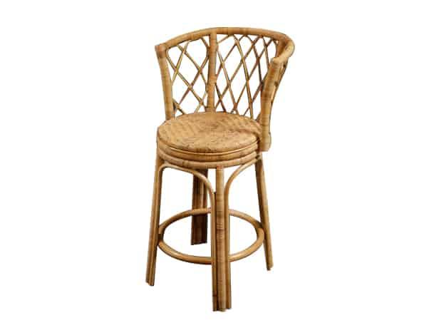 כיסא בר במבוק מיקונוס