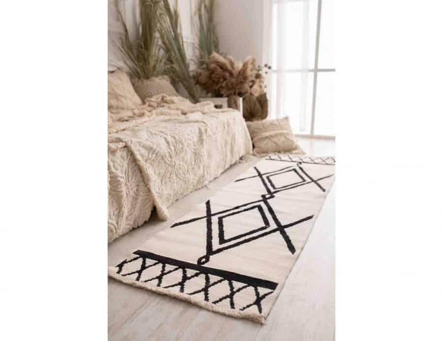 שטיח כותנה לסלון ולחדר השינה - דורי