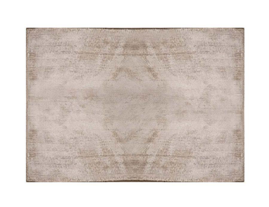 שטיח לסלון אפור כסף ויסקוזה