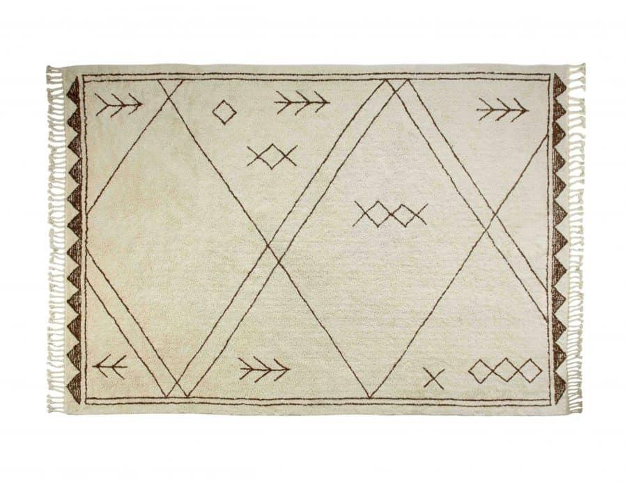 שטיח לסלון ולחדר השינה בסגנון בוהו שיק - אוניקס