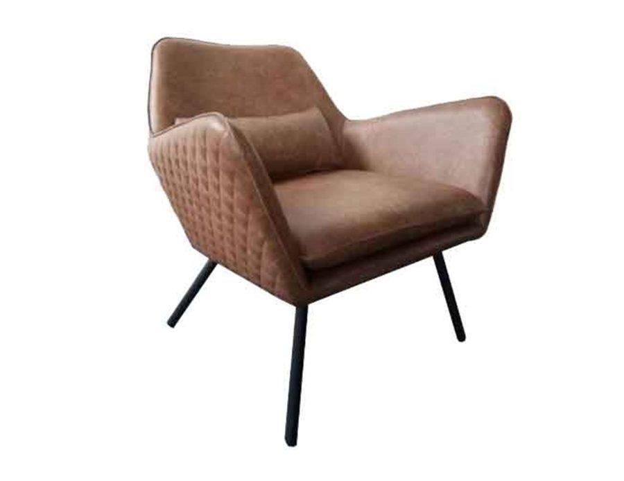 כורסא שיקגו חום
