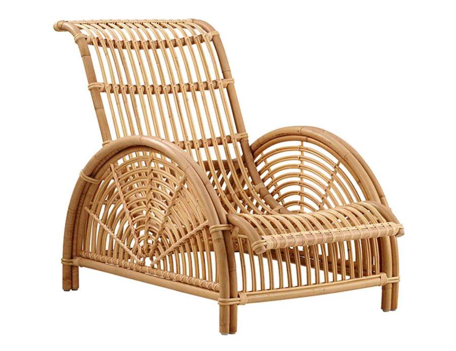 כיסא לאונג ראטן טבעי Paris